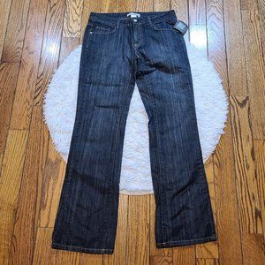 NWT Tex by Max Azria Low Rise Bootcuts Jeans